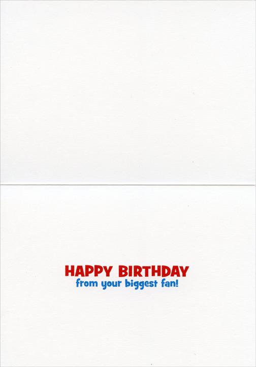 Coach dog funny pug birthday card greeting card by avanti press greeting cards shipped using usps first class package are normally shipped in a white or kraft non bendable mailer and cards shipped via usps priority mail m4hsunfo
