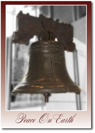 The Liberty Bell (25 cards & envelopes) - Boxed Holiday Cards