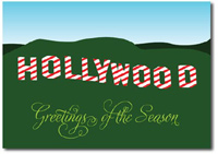 Greetings from Hollywood (25 cards & envelopes) - Boxed Holiday Cards