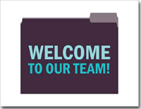 Welcome to Team (25 cards & envelopes) - Boxed Congratulations Cards