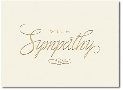 Kindness and Compassion (25 cards & envelopes) - Boxed Sympathy Cards