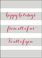 From Us to You (25 cards & envelopes) - Boxed Holiday Cards