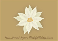 Traditional Symbol (25 cards & envelopes) - Boxed Holiday Cards