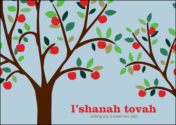 harvesting a good new year rosh hashanah box of 25 custom imprint jewish new year rosh hashanah cards