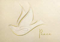 Bringing Peace (25 cards & envelopes) - Boxed Holiday Cards