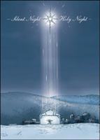 Star of Bethlehem (25 cards & envelopes) - Boxed Christmas Cards