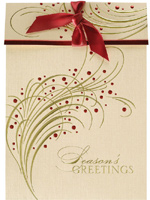 Wrapped Greetings (25 cards & envelopes) - Boxed Christmas Cards