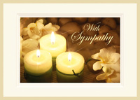 Comforting Thoughts (25 cards & envelopes) - Boxed Sympathy Cards
