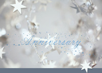 Written in the Stars (25 cards & envelopes) Custom Imprint Boxed Anniversary Cards