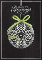Decorative Ornament (25 cards & envelopes) - Boxed Holiday Cards