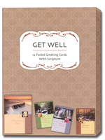 Christian Inspirations - Get Well Cards