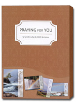 Christian Inspirations - Praying for You Cards