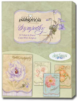 God's Strength (12 Sympathy Cards with envelopes) - Boxed Scriptured Sympathy Cards - FRONT: Various  INSIDE: Various