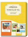 A Tisket a Tasket (12 Christian Thinking of You Cards with envelopes) - Boxed Christian Thinking on You Cards