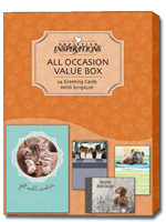 Christian Inspirations - All Occasion Cards