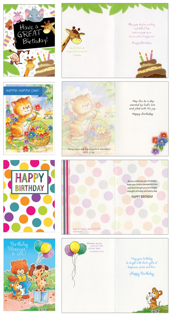 Search Details Curiosities Greeting Cards and papercards – Boxed Birthday Cards