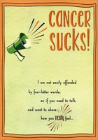 cancer encouragement cards real paper cards at papercards com