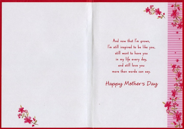 Black Dress On Stand Mother Mother S Day Card By Designer