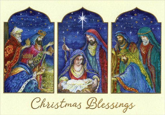 Birchcraft Christmas Cards