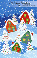 Homes on Snowy Hill: Sister (1 card/1 envelope) - Christmas Card