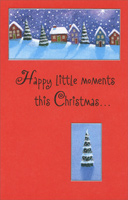 Little Moments (1 card/1 envelope) - Christmas Card