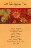 Freedom Greetings - Thanksgiving Cards