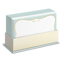 Arrow (50 flat note cards/50 envelopes) - Boxed Blank Note Cards