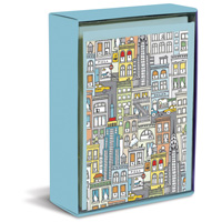Big City New York (20 cards/20 envelopes) - Boxed Blank Note Cards
