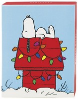 Peanuts Box of 20 Assorted Christmas Cards