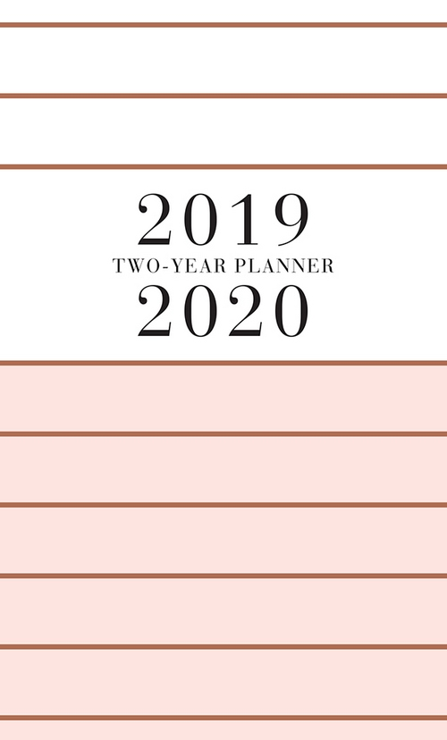 classic charm 29 month 2 year 2019 2020 pocket calendar planner