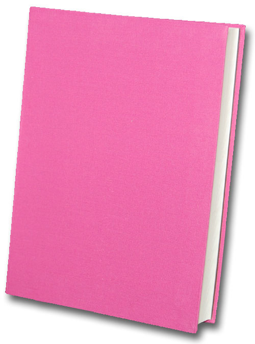 G-Line Pink Graphique de France Linen Journal