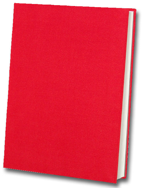 G-Line Red - Linen Journal