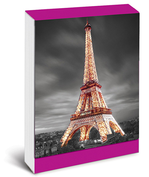 paris glitz 75 sheets graphique de france purse notes from curiosities greeting cards and. Black Bedroom Furniture Sets. Home Design Ideas