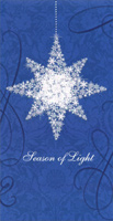 Season of Light (1 card/1 envelope) Image Arts Christmas Card