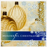 Elegant Ornaments (16 cards/16 envelopes) Image Arts Boxed Christmas Cards