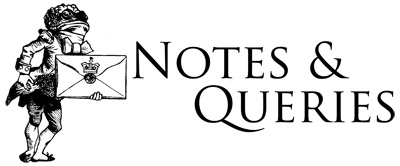 Notes & Queries