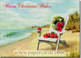 Presents for You (18 cards/18 envelopes) - Boxed Christmas Cards - FRONT: Warm Christmas Wishes  INSIDE: Warm wishes for holidays filled with special moments and happy memories. - Merry Christmas - Happy New Year