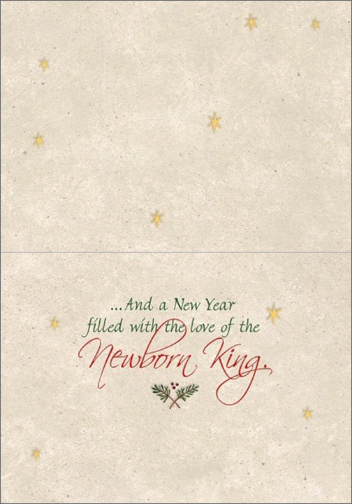 Blessed Christmas Tina Wenke Religious Christmas Card By Lpg Greetings