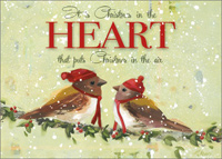 Christmas in the Heart: Ninalee Irani Christmas Card
