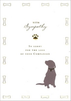 Notes & Queries - Pet Sympathy Cards