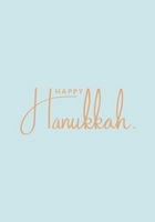 Notes & Queries - Hanukkah Cards