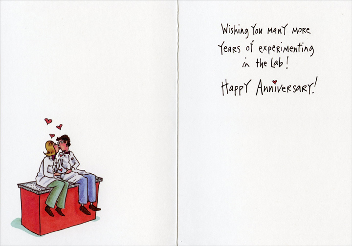 Perfect chemistry funny anniversary card greeting card by oatmeal perfect chemistry funny anniversary card greeting card by oatmeal studios 25149488076 ebay m4hsunfo