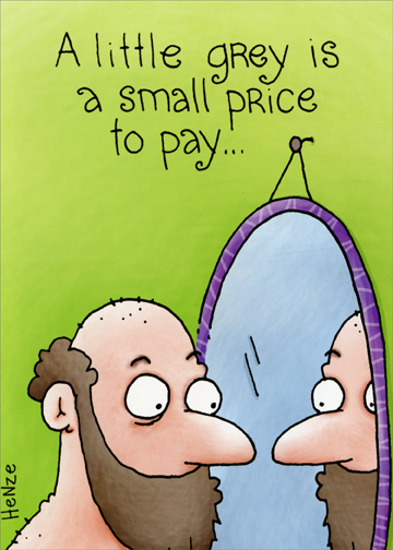Small Price To Pay Funny Birthday Card By Oatmeal Studios