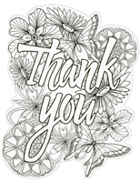 Paper House Productions - Thank You Cards