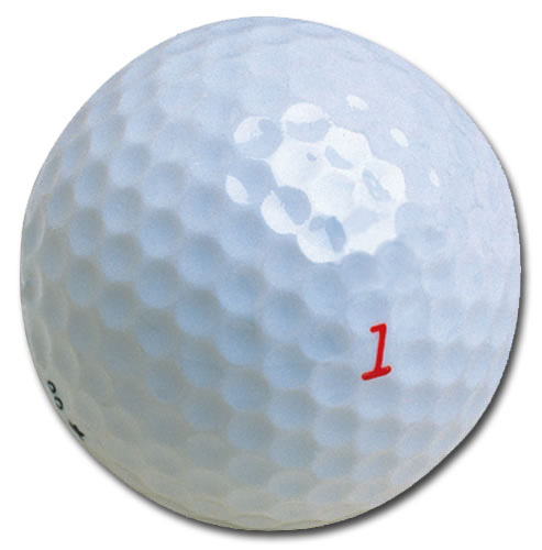 Golf Ball (1 card/1 envelope) - Blank Card