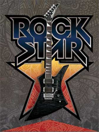 Fender Rockstar (1 card/1 envelope) - Birthday Card - FRONT: ROCK STAR  INSIDE: HOPE YOUR BIRTHDAY ROCKS