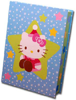 Hello Kitty Keepsake Assortment (15 cards/15 envelopes) - Boxed Christmas Cards - FRONT: Various  INSIDE: Various