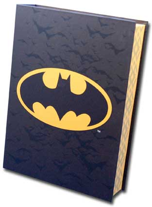 Batman Comic Keepsake Assortment (15 cards/15 envelopes) Paper Magic Boxed Christmas Cards - FRONT: Various  INSIDE: Various