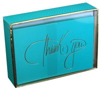 Pictura - Boxed Thank You Notes