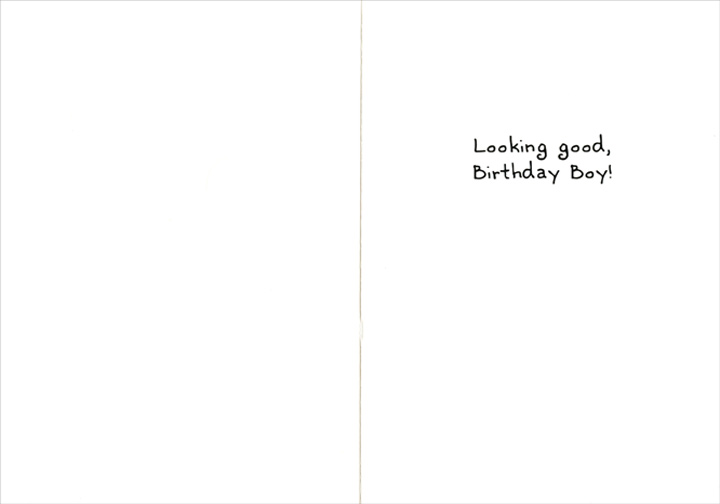 Cowboy Eric Decetis Funny Humorous Birthday Card By Pictura